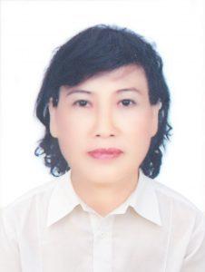 律师 Huỳnh Thị Kim Diệp
